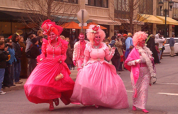 How to celebrate Mardi Gras in Asheville: Pre-parties, parades and more