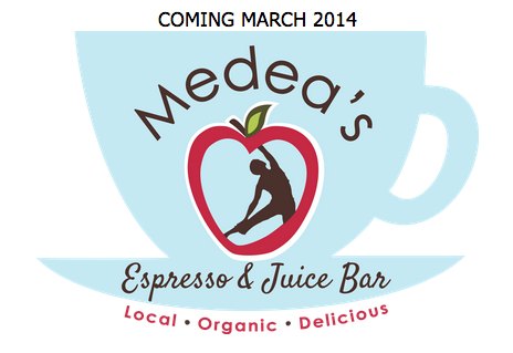 Medea's Espresso & Juice Bar, a new organic coffee/juice bar, to open in south Asheville