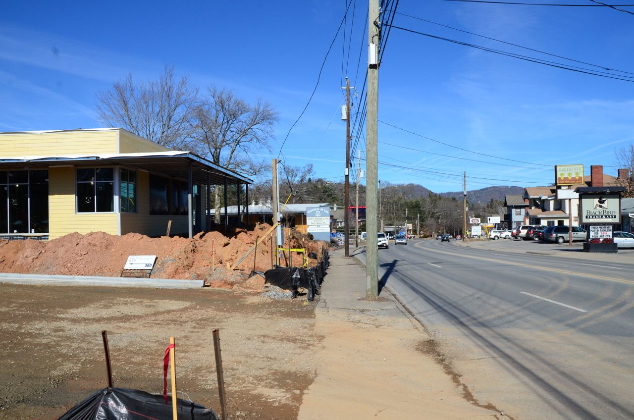 Ashvegas reader: Development on Merrimon Avenue is getting out of hand