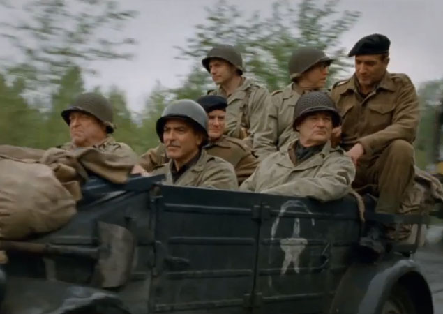 Monuments Men (Columbia Pictures)