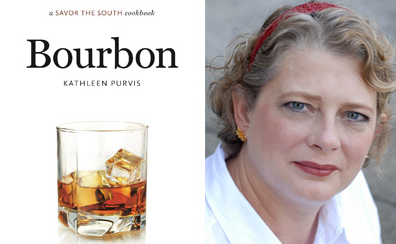 Bourbon book talk and food tasting on March 9 in downtown Asheville with cookbook author Purvis