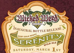 Wicked Weed Brewing expects big crowd in downtown Asheville for Saturday release of first bottled beer