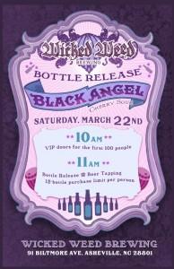 Black Angel Release march 2014