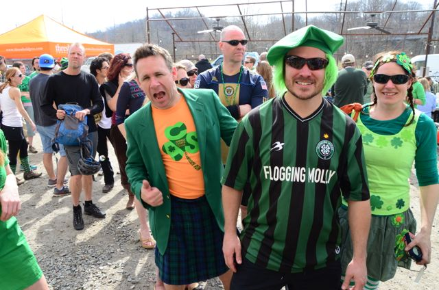 PHOTOS: Bike of the Irish in Asheville draws 500 riders