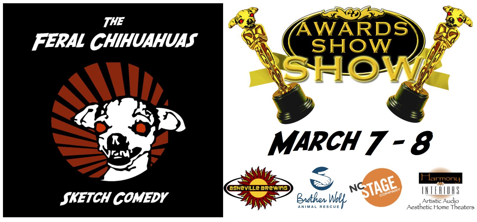 ashvegas-Feral Chihuahuas awards show