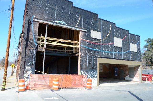 Moog Music renovates building in advance of Moogfest 2014 publicity crush
