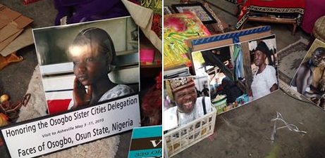 Asheville Sister Cities invites public to meet delegation from sister city of Osogbo, Nigeria