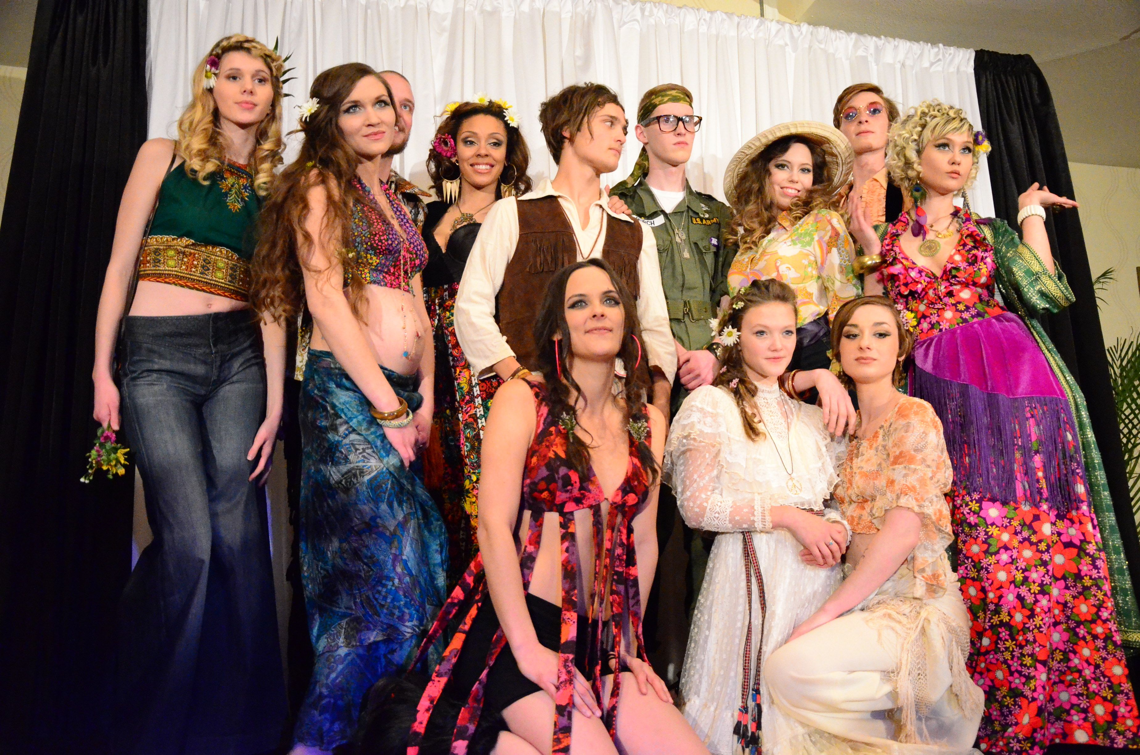 PHOTOS: Ashvegas After Dark at the Product of the 60s Fashion Show