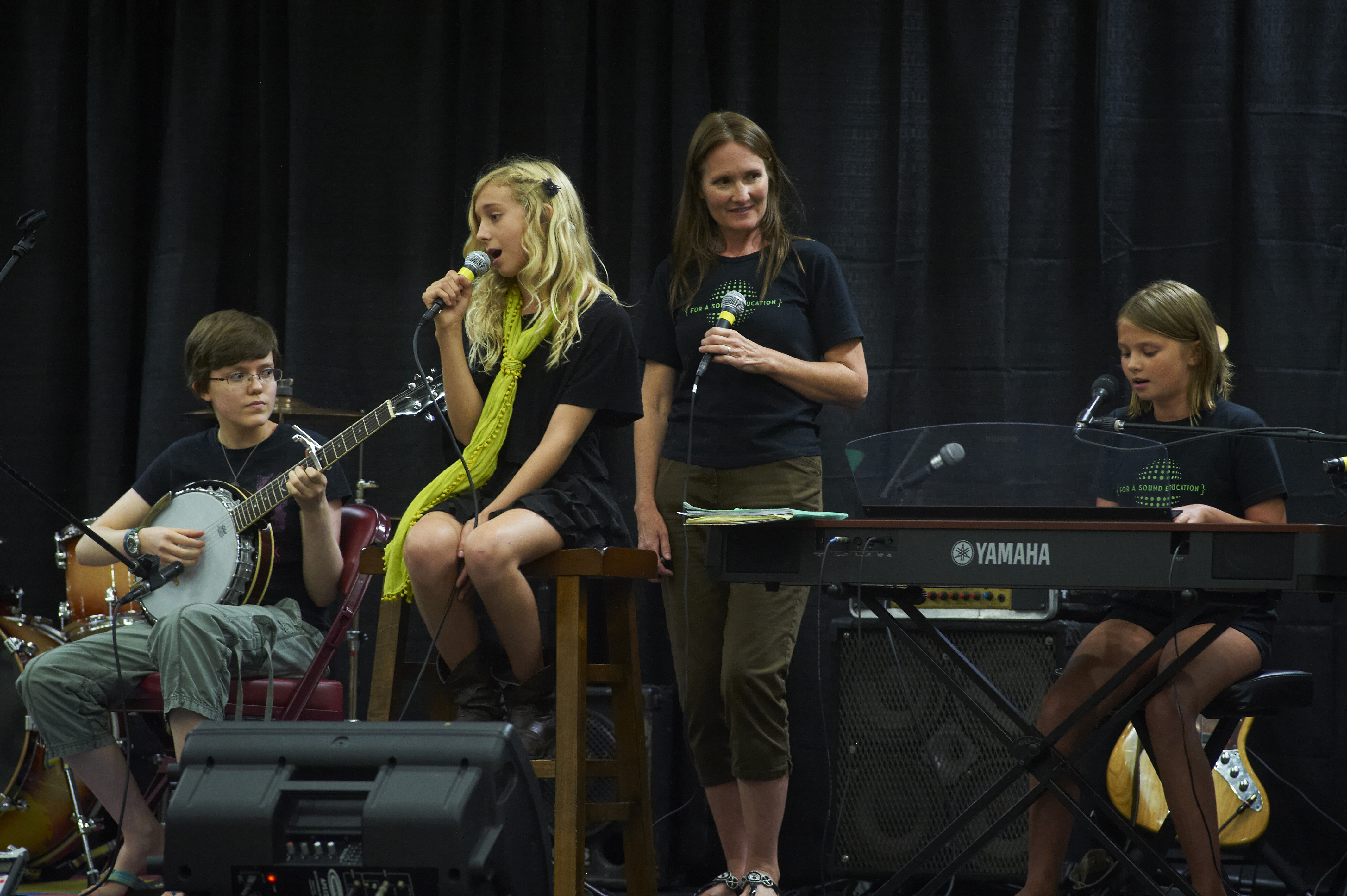 Isis Music Hall in West Asheville to host Asheville Music School benefit tonight