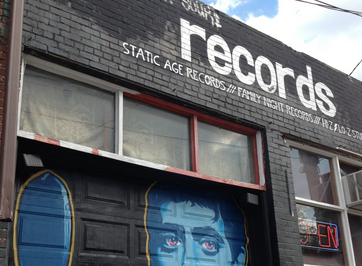 UPDATE Static Age Records' announcement apparently April Fool's joke