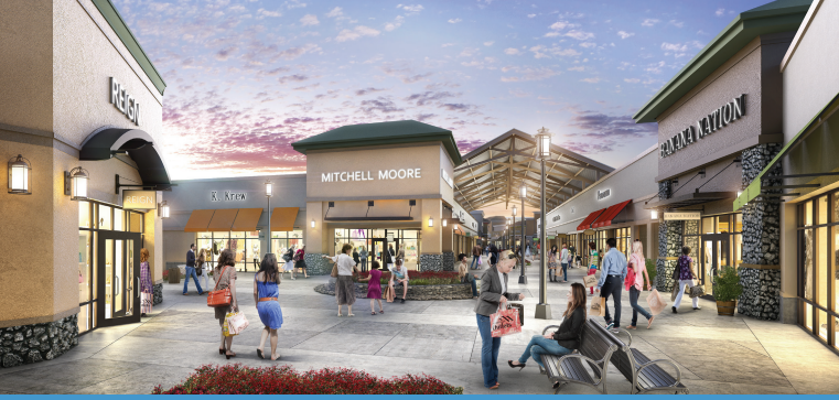 Nike, JCrew, Under Armour, Brooks Brothers and more coming to Asheville Outlets
