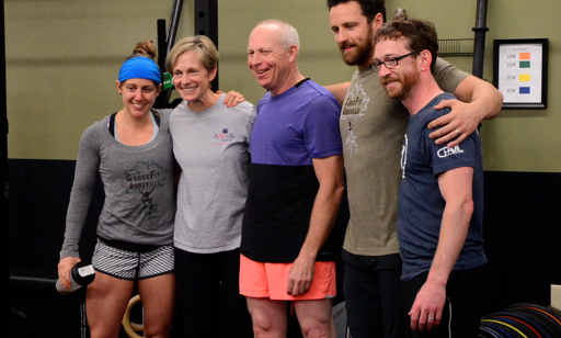 Crossfit Asheville celebrates fifth anniversary