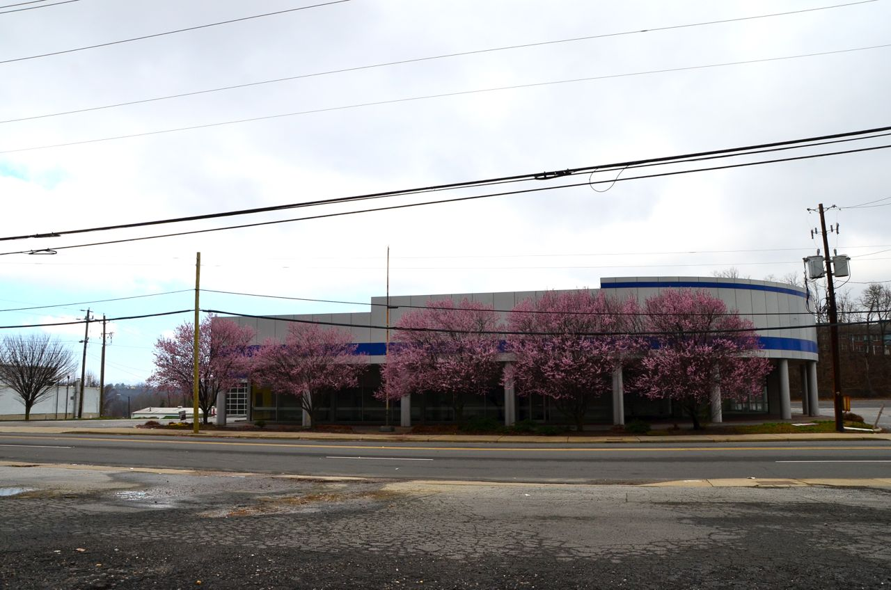 Word on the street: Biltmore Avenue property is site for new Duke Energy substation