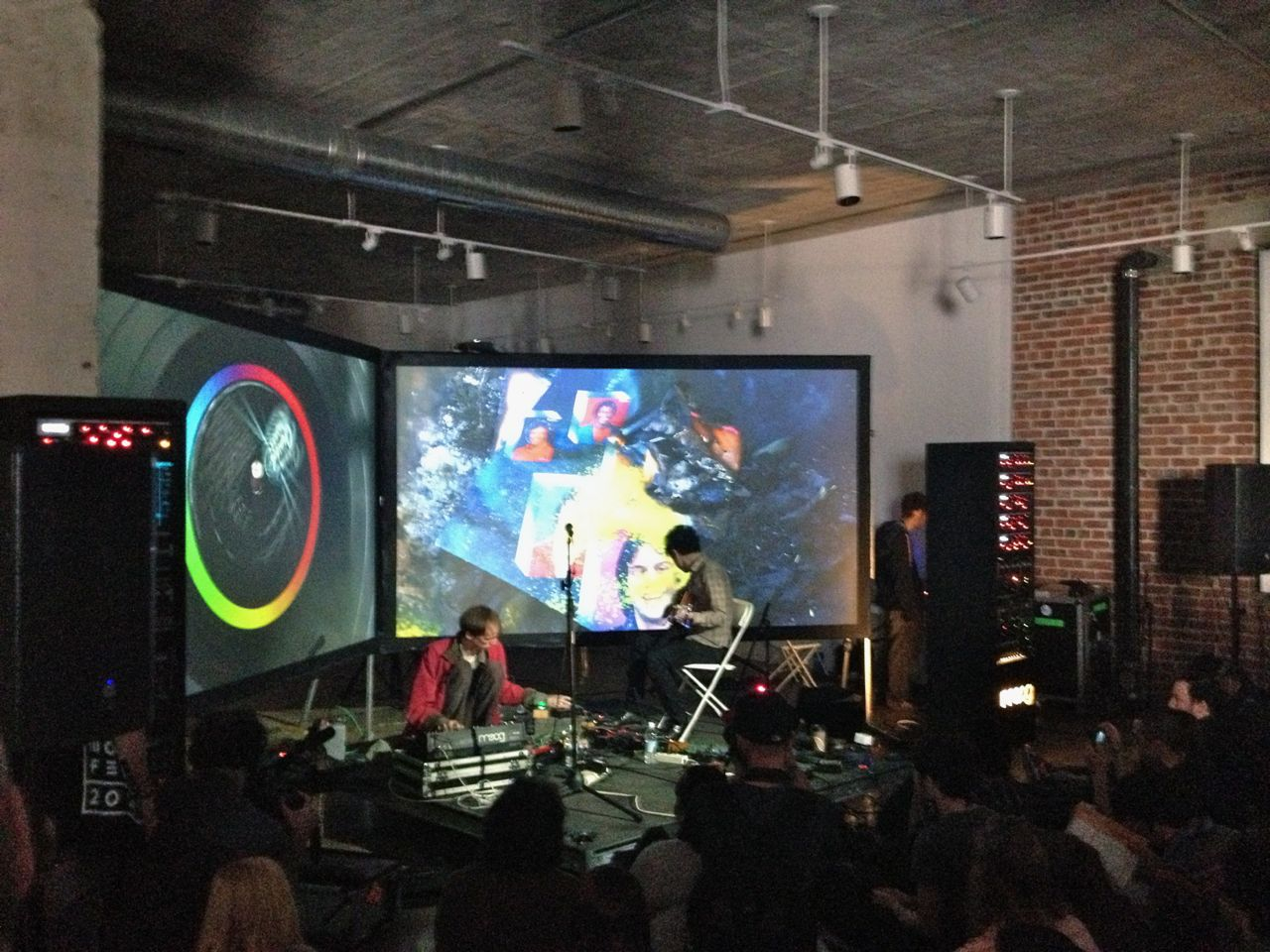 Moogfest Day Two: Kraftwerk unplugged, Emerson's epic set, much more
