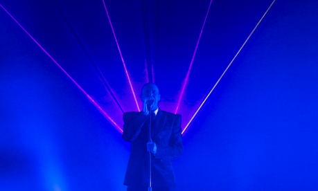PHOTOS  RBTS WIN, Pet Shop Boys, Kraftwerk, Escort, more at Moogfest 2014