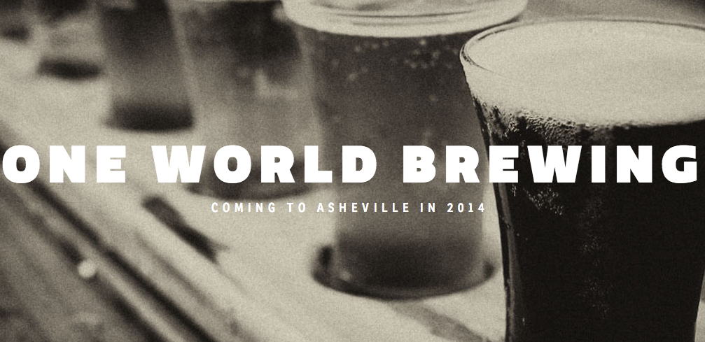 Brew-ED Beer News: One World Brewing to open in May in downtown Asheville