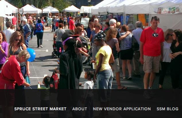 New downtown Asheville artist market set for Spruce Street in Asheville