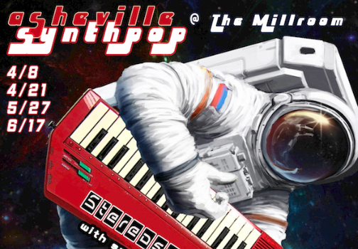 Stereospread to host series of synthpop concerts at The Millroom in Asheville