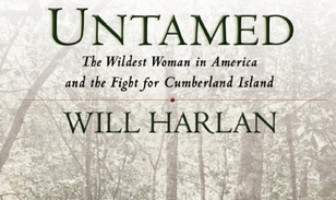 Asheville author Harlan receiving praise for new book, 'Untamed'