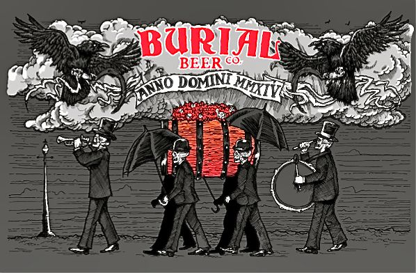 Burial Beer to hold bottle release event June 14 in celebration of its first anniversary in Asheville