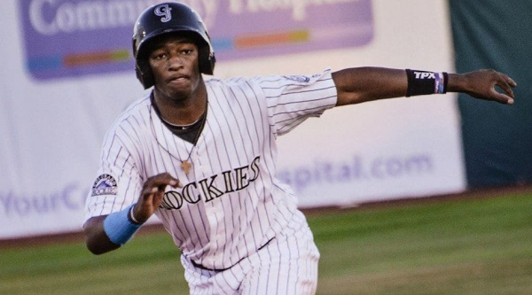 Asheville Tourists: It's time for Correlle Prime