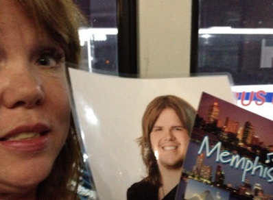 Asheville radio show co-host treks 50 hours by bus to see American Idol contender Caleb Johnson