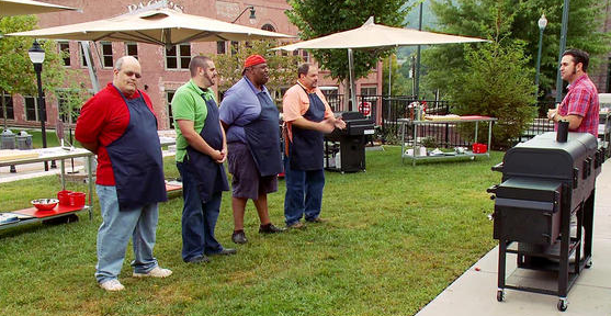 Season premiere of new Travel Channel reality TV cooking show series shot in Asheville airs Wednesday
