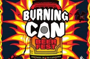 WIN TICKETS To the first ever Burning Can beer festival at Oskar Blues in Brevard