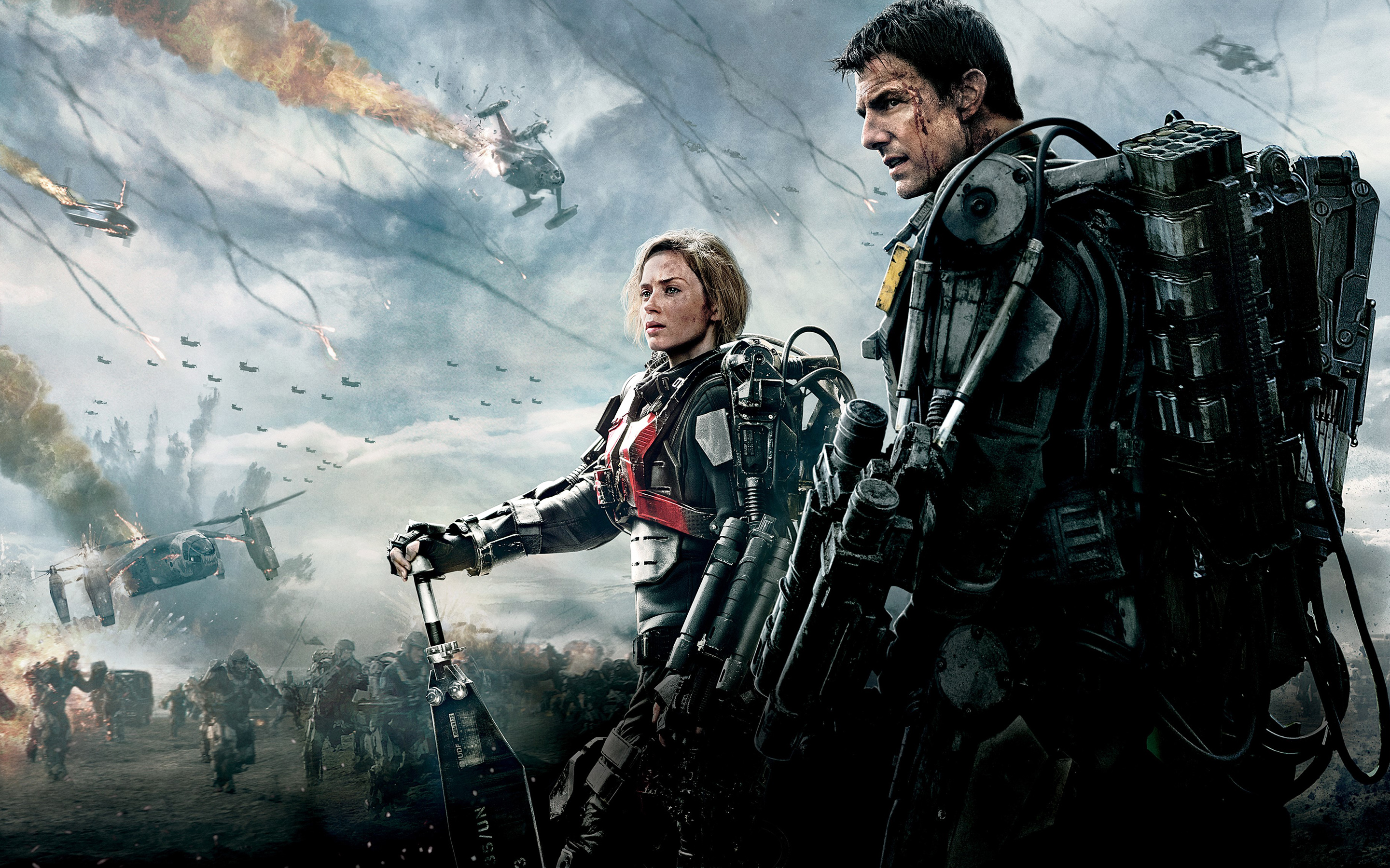 Edge of Tomorrow (Warner Bros.)