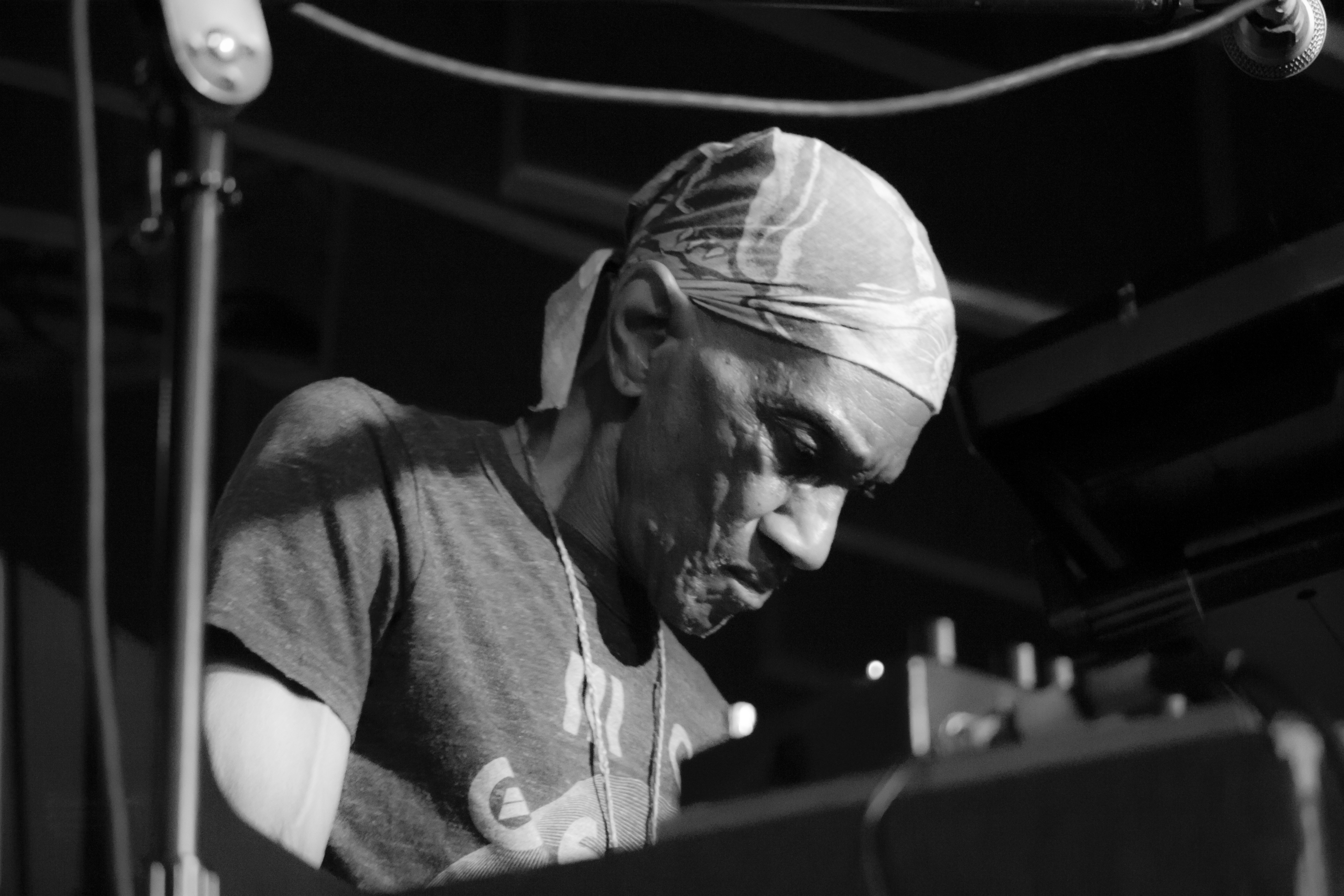 PHOTOS Bernie Worrell at Highland Brewing in Asheville