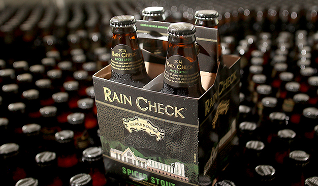 Sierra Nevada celebrates start of brewing near Asheville with Rain Check Spiced Stout