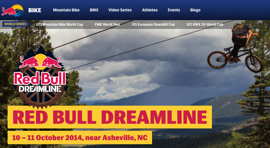 Word on the street: Red Bull is building BMX course on Oskar Blues property near Brevard