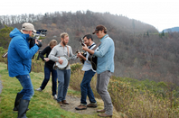Steep Canyon Rangers, Bonesteel collaborate on music video to benefit Blue Ridge Parkway