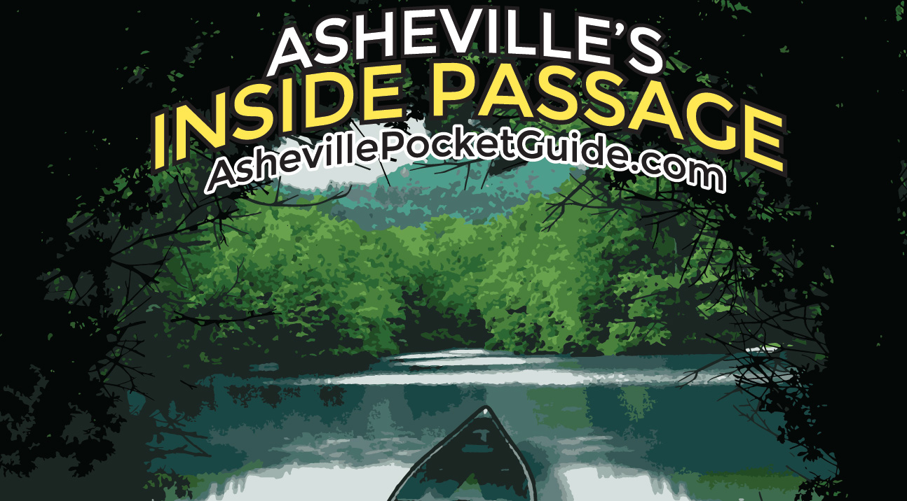 Asheville Pocket Guide offers unique new guide to French Broad River corridor