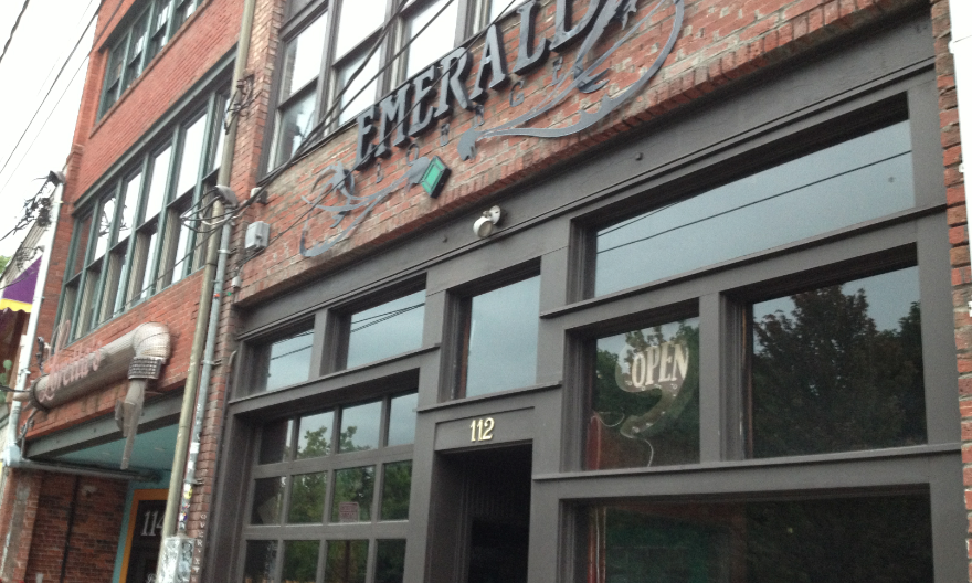 Tiger Mountain bar in downtown Asheville to move to Emerald Lounge space