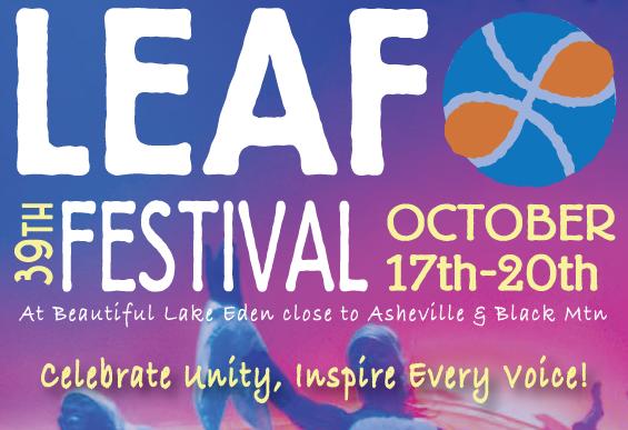 De La Soul, Rising Appalachia, Mandolin Orange, more to play fall LEAF in Black Mountain