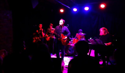 Review: Reigning Sound plays effortless set at The Mothlight in Asheville