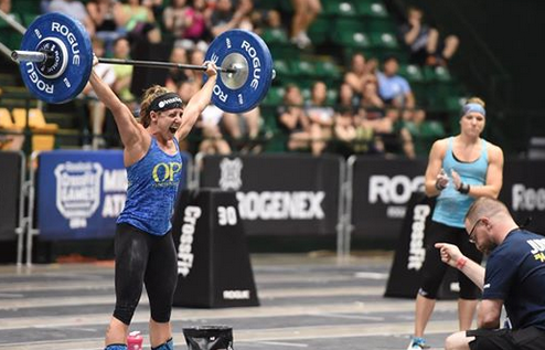 Crossfit Asheville co-owner Shanna Duvall drafted into new professional sports league