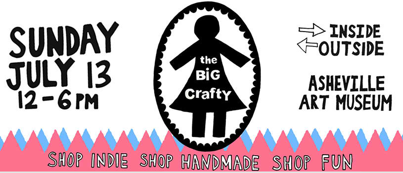 Shop The Big Crafty in downtown Asheville