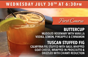 Ashvegas Dish du Jour: Cocktail dinner club Wednesday at Social Lounge in Asheville