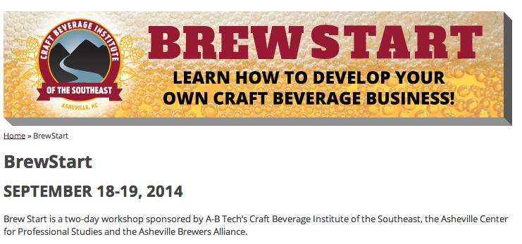 BrewStart: First Asheville conference aims to help budding sake, cider, beer makers