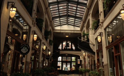 Update: Grove Arcade, downtown Asheville's largest building, not for sale