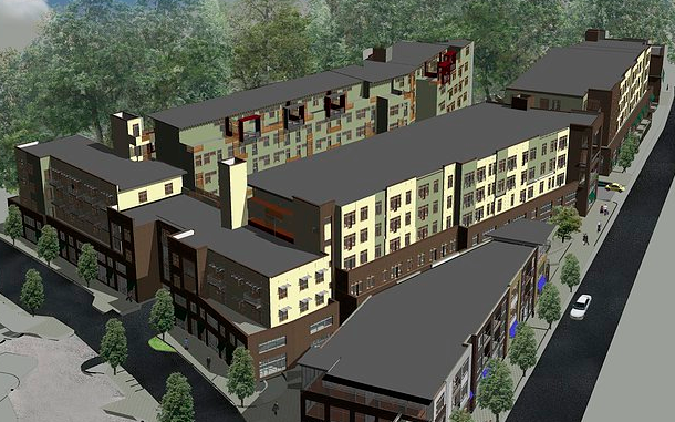 Asheville Blade: Sushi restaurant, grocery store, tattoo shop coming to River Arts District