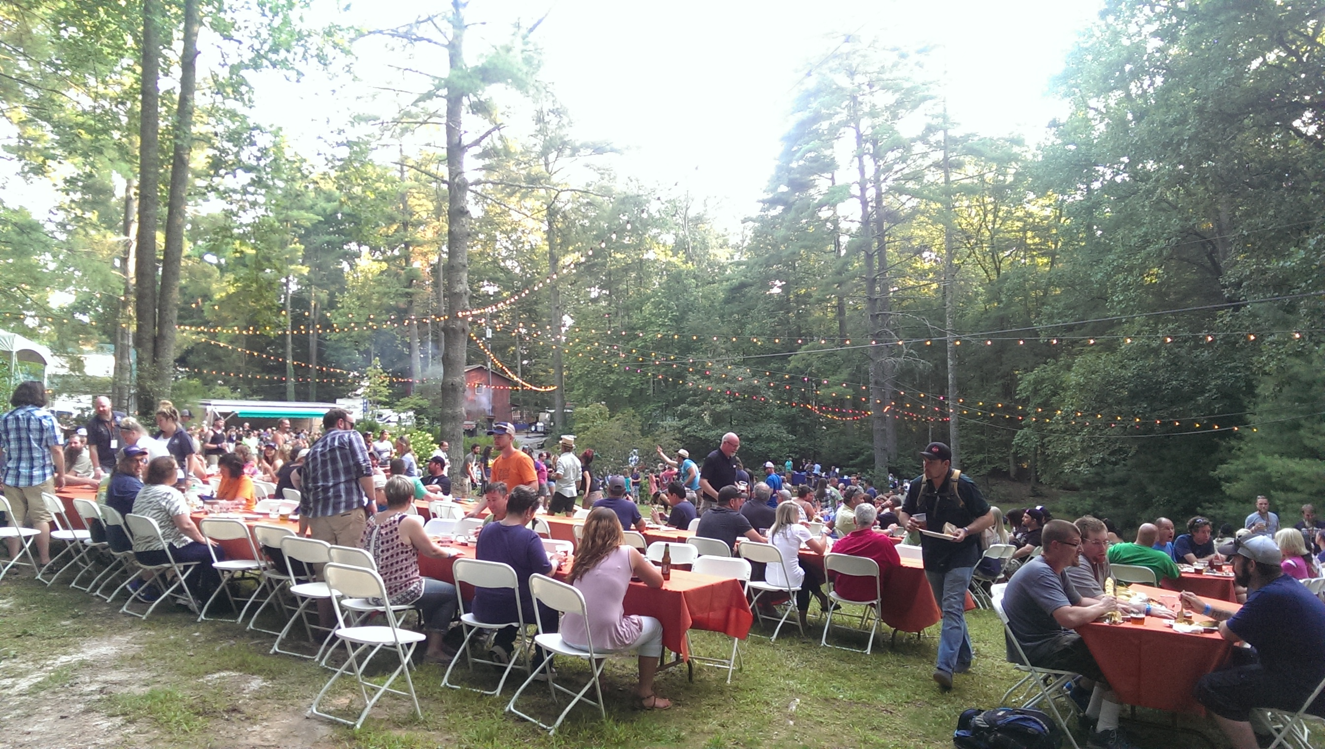 Brew-ED Beer News: Beer Camp event at Sierra Nevada's new brewery in Mills River 'a flawlessly executed first event'