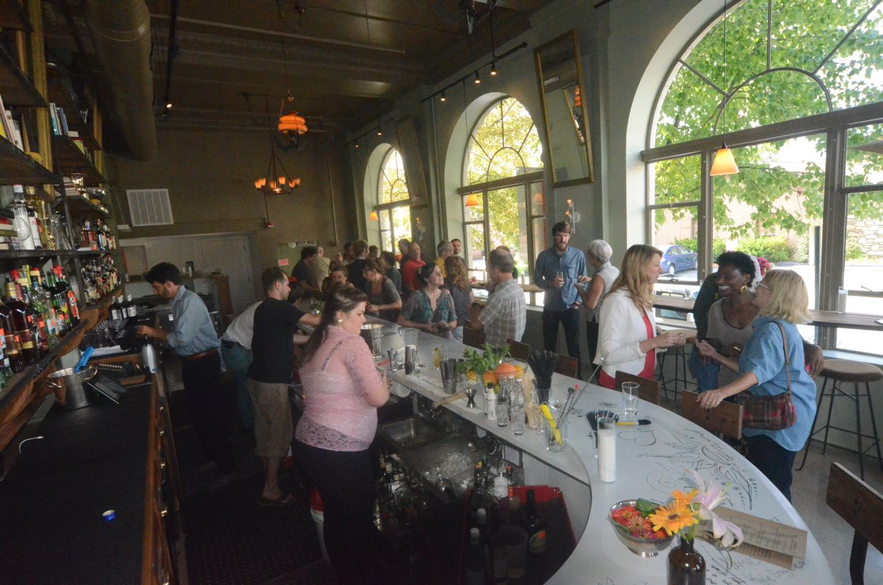 PHOTOS Sovereign Remedies, new cocktail bar in downtown Asheville, opens
