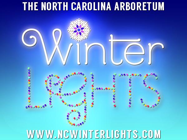 New N.C. Arboretum winter light show includes DJs, former Disney designer