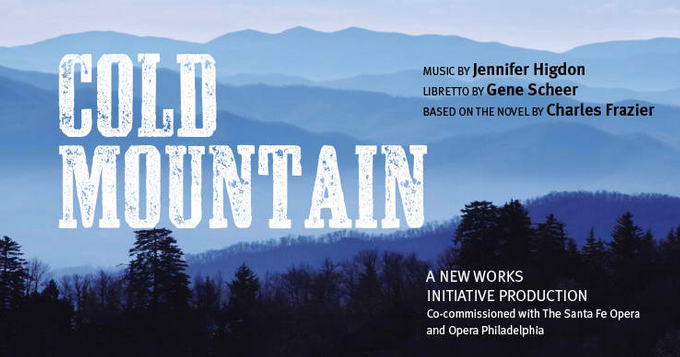 Asheville author Charles Frazier's 'Cold Mountain' gets treatment as opera