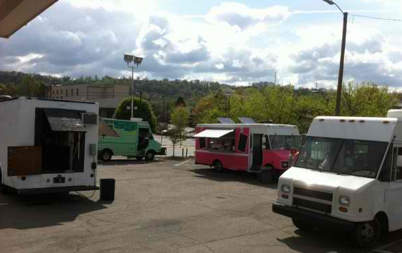 Update: Asheville food truck owners announce search for new downtown food truck lot