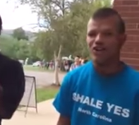 Sylva Herald: Fake fracking supporters attended Western Carolina University forum