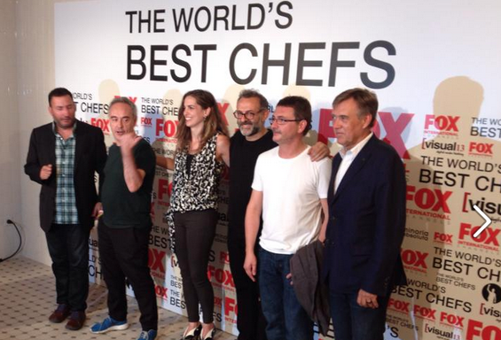 Asheville Chef Katie Button to host 'The World's Best Chefs' television show
